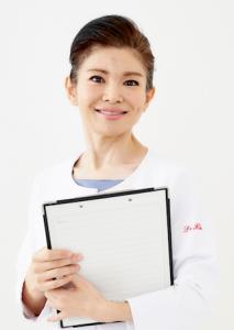 森 智恵子先生の顔写真