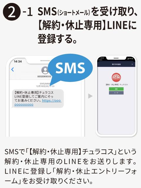 LINE解約フロー画像02